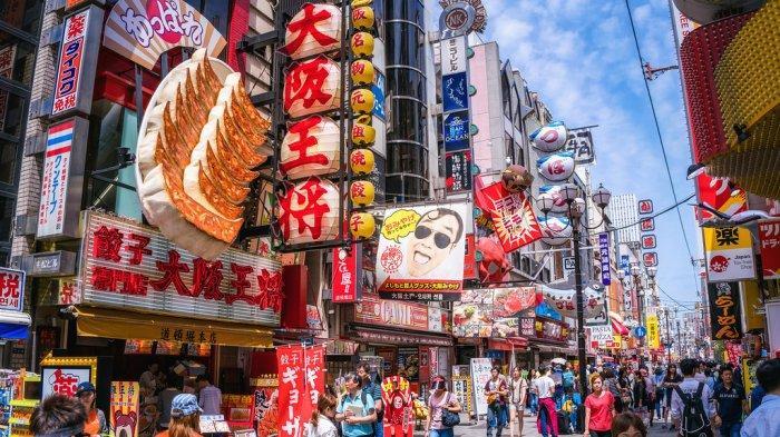 Bebas Visa untuk Pemegang e-Paspor, Panduan Lengkap Berlibur ke Osaka, Jepang