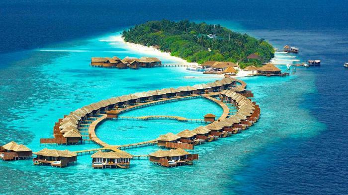 100 Pantai Terbaik di Dunia Versi FlightNetwork, Indonesia Masuk Peringkat Berapa?