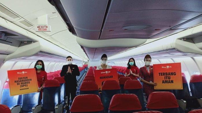 Pramugari Lion Air Tenangkan Bayi di Pesawat Jadi Viral di Medsos, Begini Kisahnya