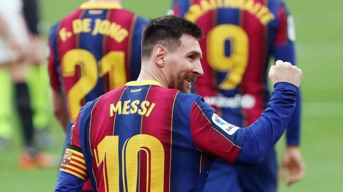 Seorang Pria Mengaku Bawa Bom di Kopernya, Jet Pribadi Lionel Messi Tertunda Terbang ke Spanyol