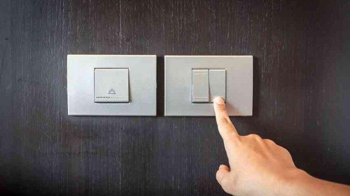 Ilustrasi mematikan listrik