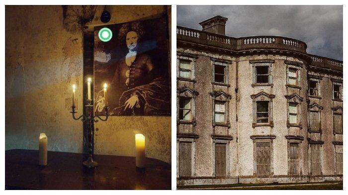 Rumah yang Terkenal Paling Angker di Irlandia Dijual, Peminat Bisa Lihat Isinya Lewat Tur Virtual