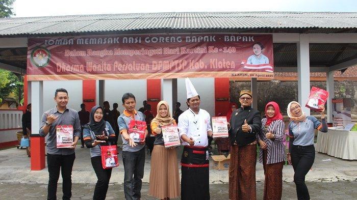Lomba Memasak dan Cooking Class dalam rangka Hari Kartini dari Tjokro Hotel Klaten.