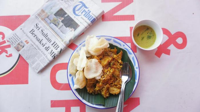 7 Menu Sarapan Favorit Orang Indonesia, Mulai Nasi Uduk hingga Nasi Krawu