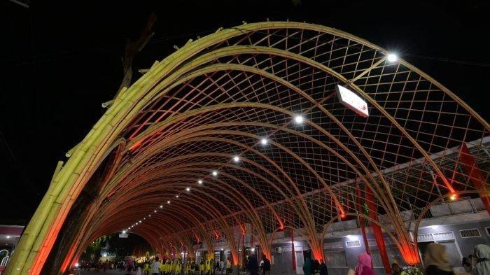 Lorong Bambu Jadi Tempat Wisata Instagramable di Banyuwangi, Bisa Dikunjungi untuk Tahun Baru