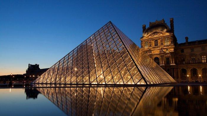Jumlah Kunjungan Museum Louvre Prancis Turun Drastis Akibat Covid-19