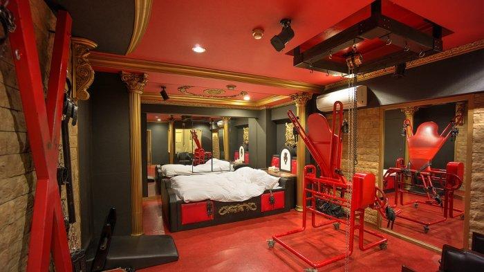 10 Hal Ini Buktikan Jepang Negara Teraneh di Dunia, Hotel Cinta Tarifnya Bisa Perjam Lho