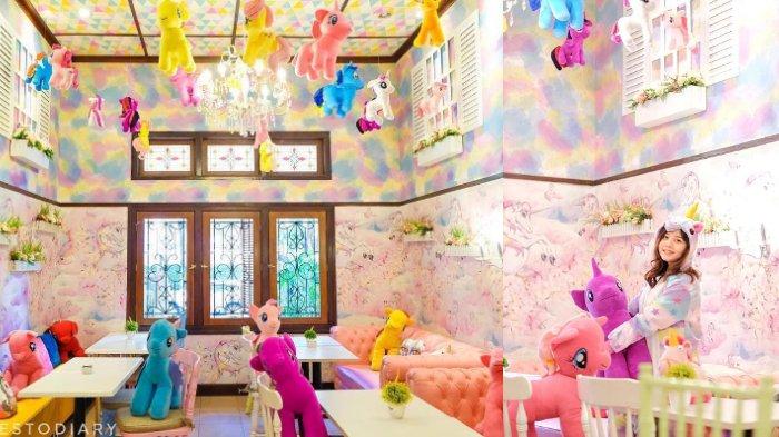 Image result for Love Uniqorn Cafe