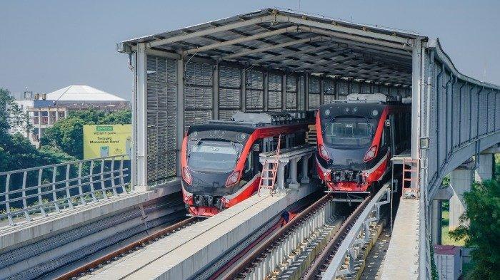 LRT Jabodebek akan beroperasi pertengahan tahun 2022