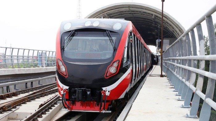 PT KAI Siapkan LRT Jabodebek untuk Dioperasikan Pertengahan 2022