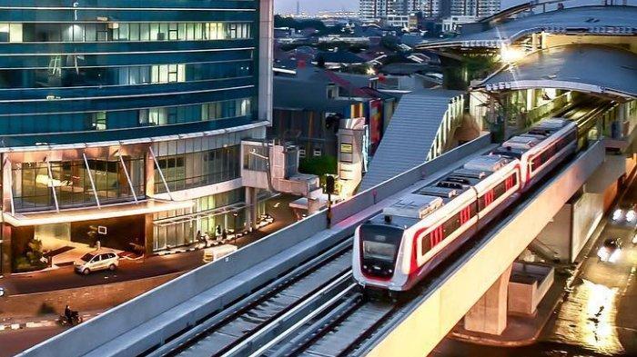 Daftar Rute Bus TransJakarta yang Terintegrasi Stasiun LRT Jakarta