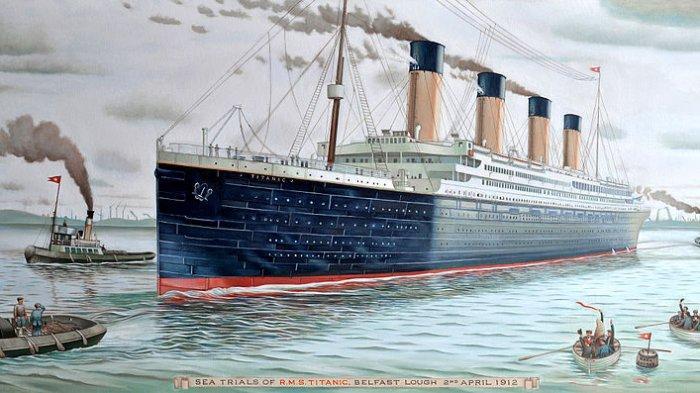 Fakta Mengejutkan Titanic, Kapal yang Digadang-gadang Tak Bisa Tenggelam