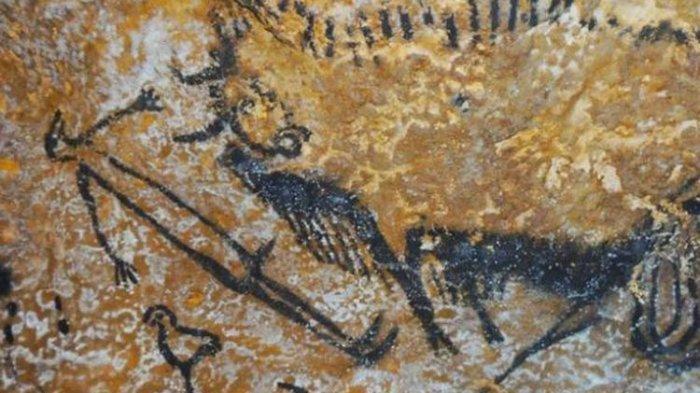 Lukisan di Dinding Gua Lascaux Perancis