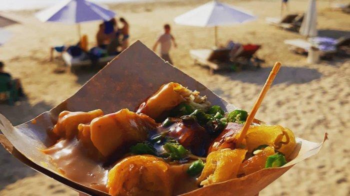 3 Makanan Yang Wajib Dicicipi Saat Liburan Di Pantai Sanur Bali Tribun Travel