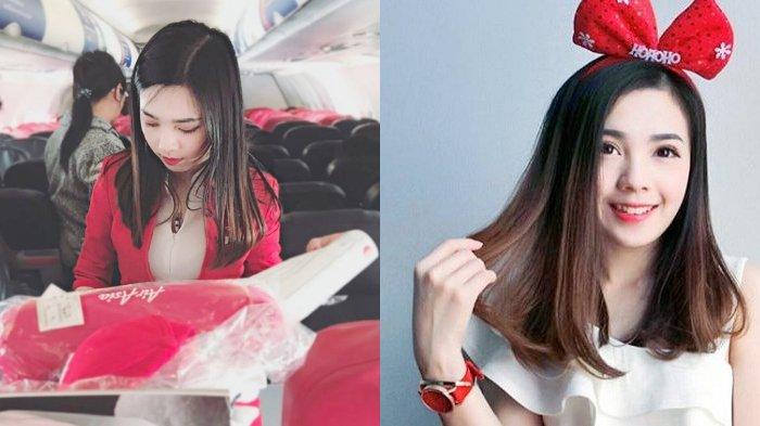 Inilah Sosok Mabel Goo, Pramugari Cantik AirAsia yang Viral Setelah Buat Penumpang Terpesona