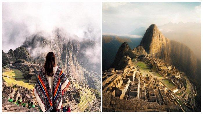 Melihat Machu Picchu, 'Kota Surga' dari Peradaban Kuno Inca di Peru, Amerika Selatan