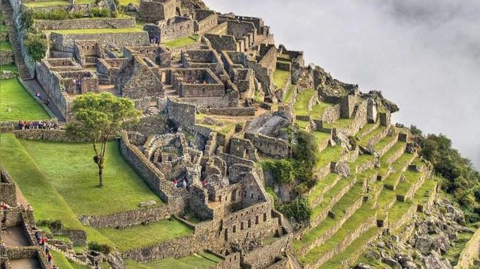 8 Tempat Terlarang Dilintasi Pesawat, dari Machu Picchu Hingga Taj Mahal