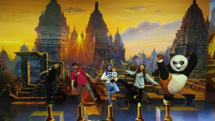TRAVEL UPDATE: Berkunjung ke Museum 3D Kota Tua Jakarta, Ini Protokol Kesehatan yang Wajib Dipatuhi