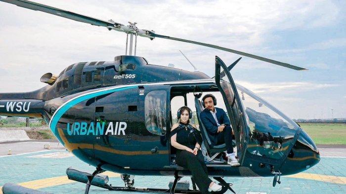 Gaya Maharani Kemala, Crazy Rich Bali Pemilik Bisinis Sewa Helikopter yang Kerap Dipakai Artis
