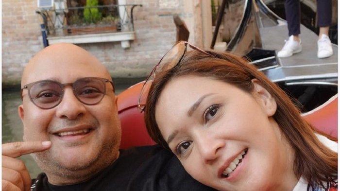Liburan Romantis Sehari di Venesia Ala Maia Estianty dan Irwan Mussry