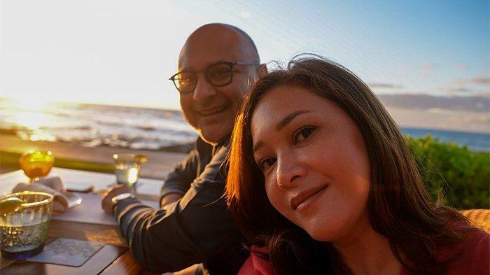Maia Estianty & Irwan Mussry Nikmati Makanan Mewah di Hawaii, Harganya Mencapai Rp 5 Jutaan