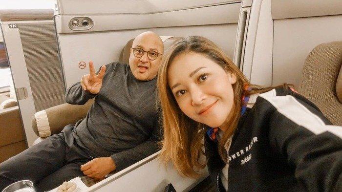 Maia Estianty Girang Diajak Irwan Mussry Liburan ke Bali: Setelah 5 Bulan Lebih Nggak Kemana-mana