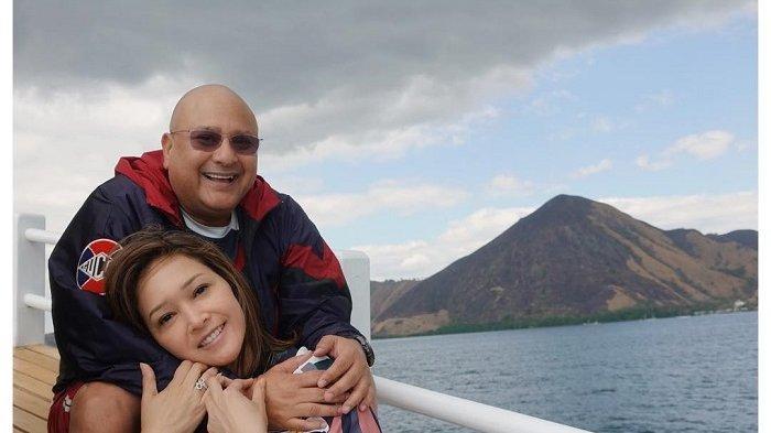 10 Potret Maia Estianty dan Keluarga Liburan ke Labuan Bajo, Naik Jet Pribadi hingga Kapal Mewah