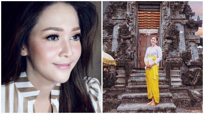 Kenakan Pakaian Adat Bali, Maia Estianty Bilang Ia Tambah Gemuk: Tandanya Bahagia
