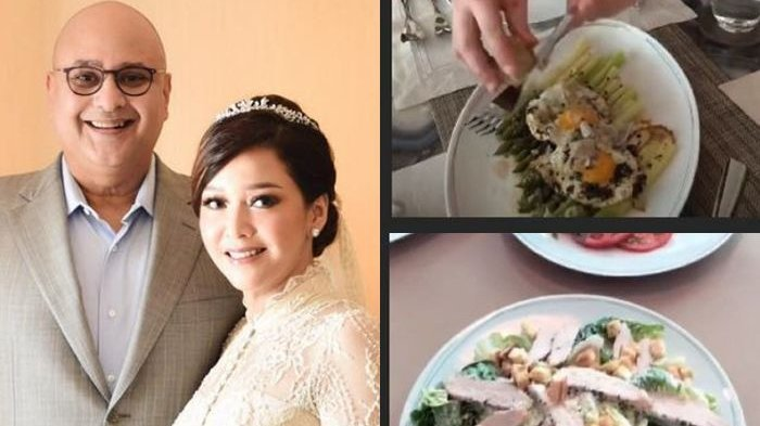 Maia Estianty Makan Malam Mewah dengan Jamur Truffle Putih, Harganya Capai Rp 30 Juta Per Kilo