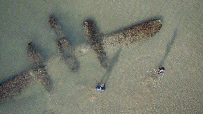 6 Benda Teraneh yang Pernah di Temukan di Pantai, Ada Fosil hingga Pesawat Era Perang Dunia II