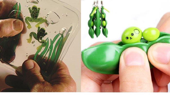 Lebih Nagih dari Fidget Spinner, Ini 10 Mainan Unik yang Dipercaya Juga Bisa Usir Gelisah