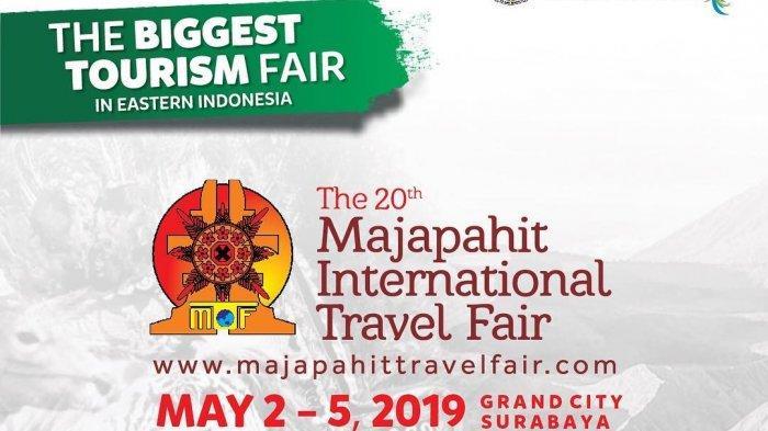 Majapahit International Travel Fair 2019 - Gelaran Event Pariwisata Tahunan Terbesar di Jawa Timur