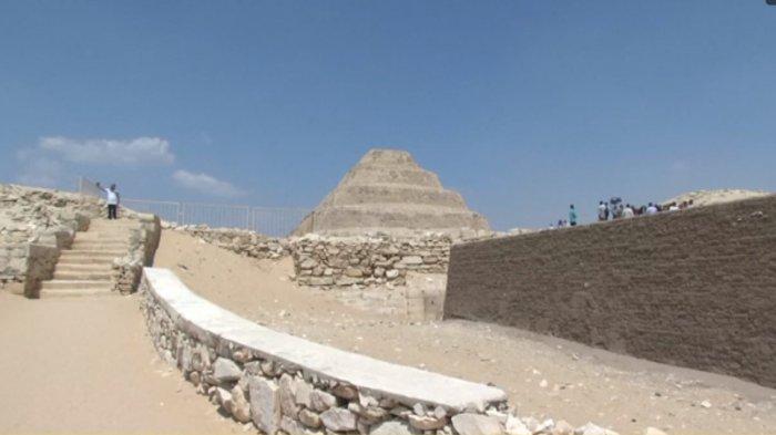 Selain Piramida Giza, di Mesir Terdapat Desa yang Ada Sejak Tahun 5.000 Sebelum Masehi