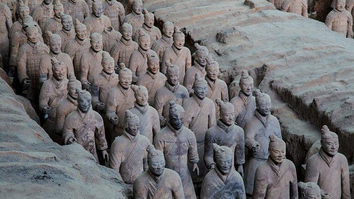 Makam Prajurit Terakota China dan 4 Tempat Paling Misterius di Dunia