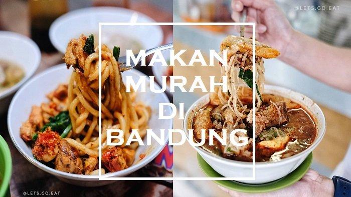 makan murah di bandung 4 kuliner enak harga di bawah rp 30 ribu rh travel tribunnews com