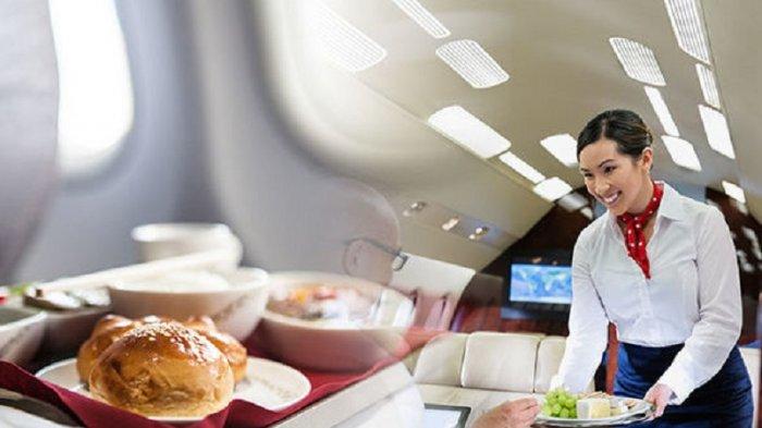 Trik Maskapai Buat Makanan di Pesawat Tidak Hambar, Sewa Koki Handal hingga Pilih Bumbu Khusus