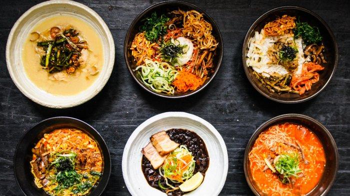 Rekomendasi 5 Resto dan Kafe yang Menyajikan Menu Khas Korea Lezat di Bandung