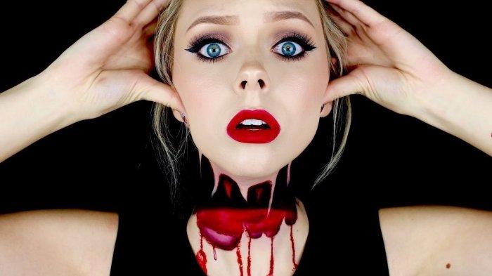 Biar Makin Serem, 12 Make Up Ini Bisa Kamu Tiru untuk Perayaan Halloween!
