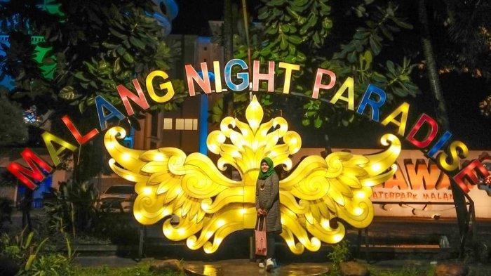 Tiket Masuk Malang Night Paradise untuk Liburan Akhir Tahun 2020, Beli Secara Online Dapat Diskon