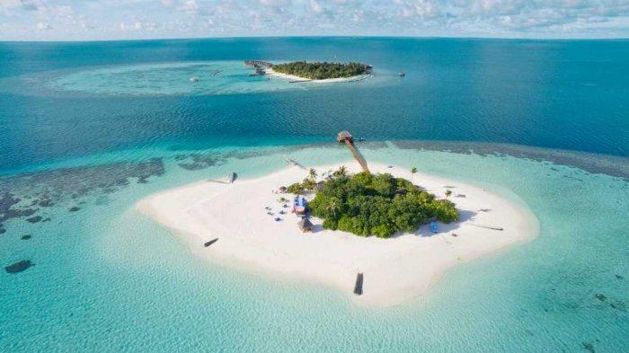 5 Pulau Terindah di Dunia Versi World's Top Most, Pulau di Indonesia Masuk Dalam Daftar! - Tribun Travel