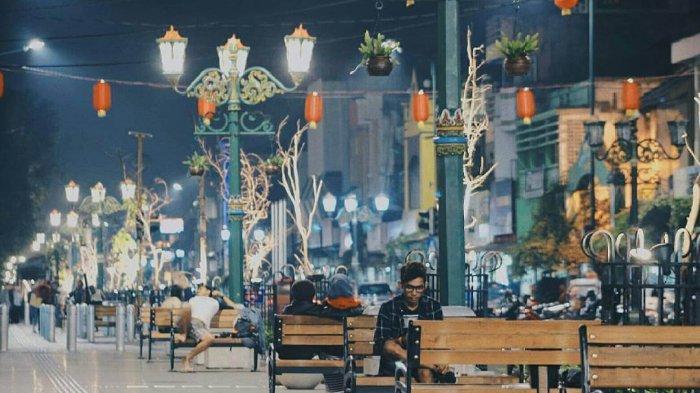 5 Spot Wisata Malam Hari Di Yogyakarta Mulai Dari Jalan Malioboro Hingga Bukit Bintang Tribun Travel