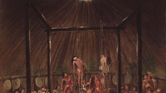 Mengerikan! 5 Suku Ini Punya Ritual Gila untuk Anak Laki-laki, Satunya Ditusuk Hidup-hidup