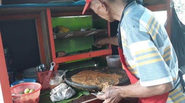 Mencoba Gado-gado Mang Wahyu di Jalan Semarang Menteng, Kuliner Legendaris di Jakarta