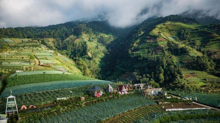 Lokasi, HTM, dan Jam Operasional Mangli Sky View, Spot Melihat Gunung Sumbing di Kabupaten Magelang