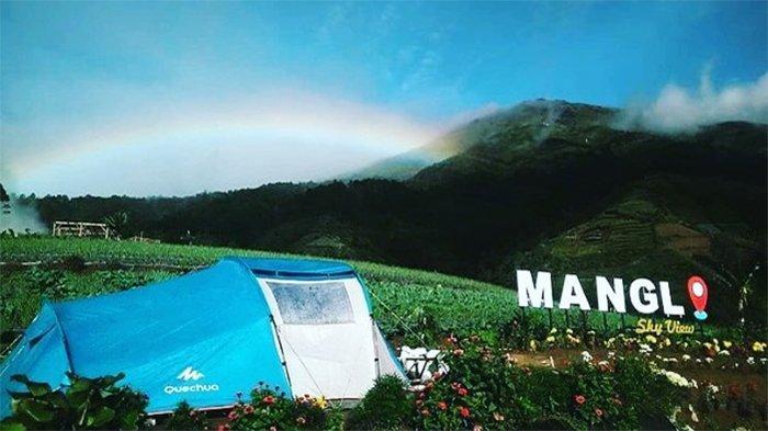 Mangli Sky View yang berlokasi di Mangli, Kaliangkrik, Magelang, Jawa Tengah atau sekitar 17 km dari pusat kota Magelang.
