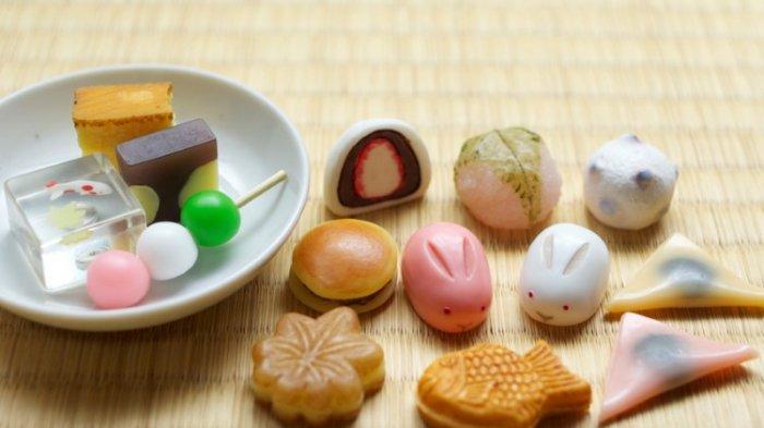 7 Manisan Khas Jepang yang Cocok Dijadikan Oleh-oleh, Keimutannya Bikin Tak Tega Makan