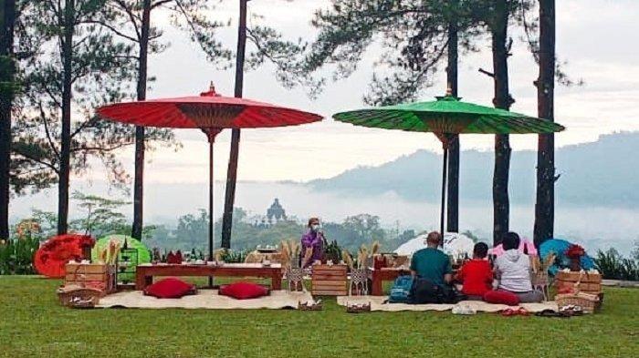 Manohara Resto Tawarkan Paket Ngabuburit dengan View Candi Borobudur, Harga Mulai Rp 65 Ribu