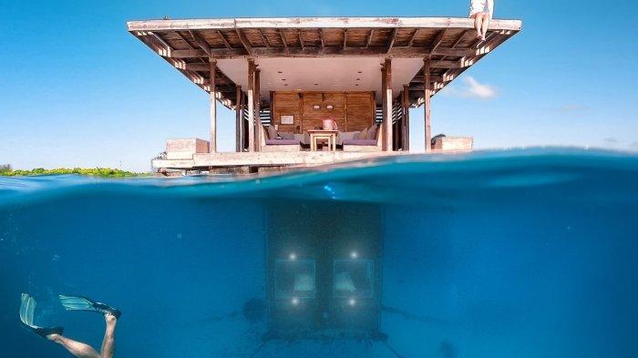 Tawarkan Pengalaman Tidur dengan Ikan, Ini 5 Hotel Bawah Laut Terbaik di Dunia