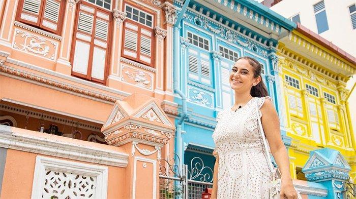 Rekomendasi 6 Tempat Wisata Ramah Anak di Singapura ala Marissa Nasution