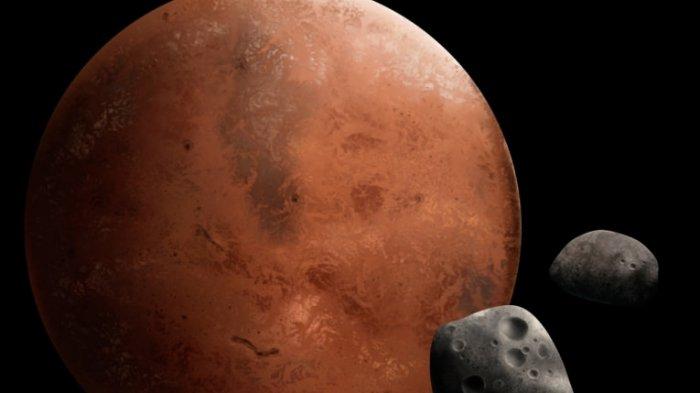 NASA Ingin Mangekstrak Tanah Mars untuk Bahan Bakar Roket